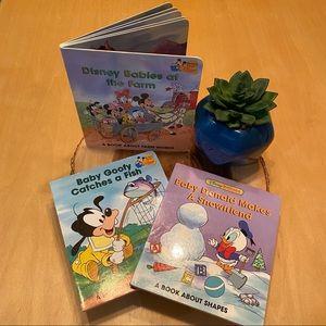 Disney: Babies First Books (Set of 3)